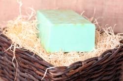 Glycerinové mýdlo s MEDUŇKOU A MĚSÍČKEM 100g