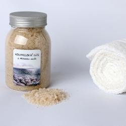 Koupelová sůl Mrtvé moře 650 g Dárková lahvička
