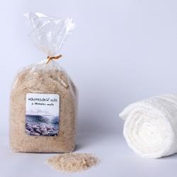 Koupelová sůl Mrtvé moře 1 kg