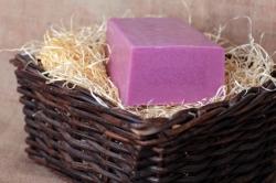Glycerinové mýdlo s LESNÍM OVOCEM 100g